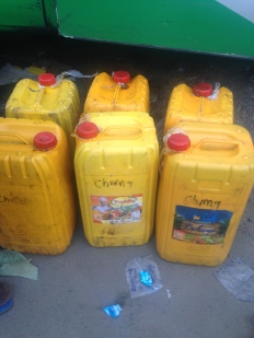 Delivery Gallons